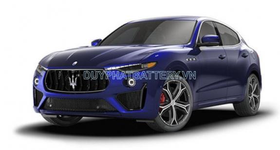 Levante GTS V8