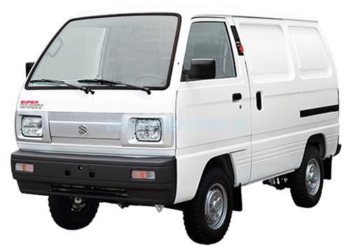 Blind Van